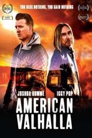 Iggy Pop & Joshua Homme: American Valhalla, DVD