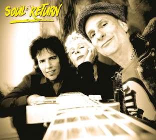 Soul Return: Soul Return, CD