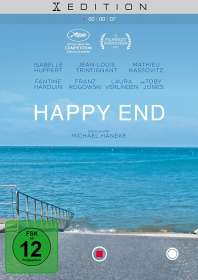 Happy End, DVD