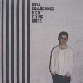 Noel Gallagher's High Flying Birds: Chasing Yesterday, CD