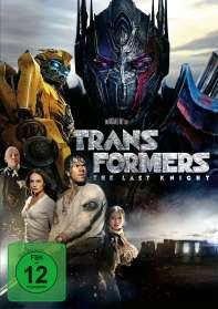 Transformers 5: The Last Knight, DVD