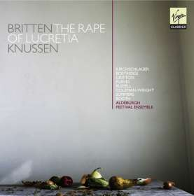 Benjamin Britten (1913-1976): The Rape of Lucretia, 2 CDs