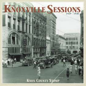 The Knoxville Sessions 1929 - 1930, Knox County Stomp, 4 CDs