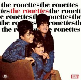 The Ronettes: The Ronettes Featuring Veronica (180g), LP