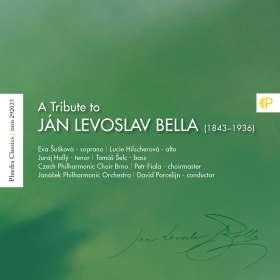 Jan Levoslav Bella (1843-1936): Festmesse Es-Dur, CD