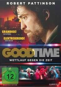 Good Time, DVD