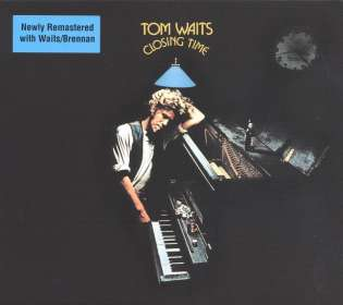 Tom Waits: Closing Time (Remastered), CD
