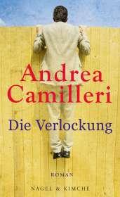 Andrea Camilleri (geb. 1925): Die Verlockung, Buch