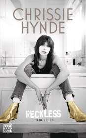 Chrissie Hynde: Reckless, Buch