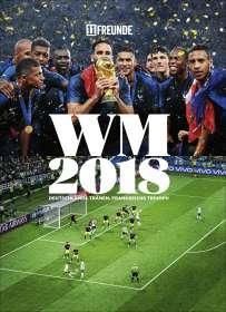 Philipp Köster: Fußball-WM 2018, Buch