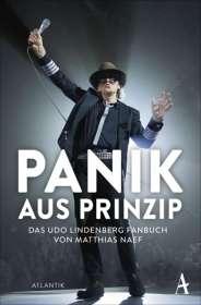 Udo Lindenberg. Panik aus Prinzip, Buch