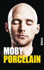 Moby: Porcelain, Buch