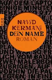 Navid Kermani: Dein Name, Buch