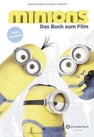 Minions - Das Buch zum Film, Buch