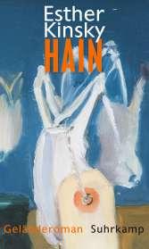 Esther Kinsky: Hain, Buch