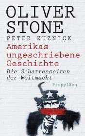 Oliver Stone: Amerikas ungeschriebene Geschichte, Buch