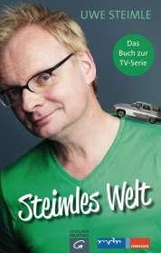 Uwe Steimle: Steimles Welt, Buch