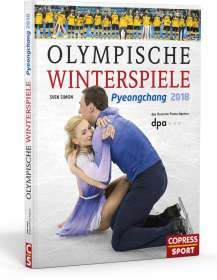 Sven Simon: Olympische Winterspiele Pyeongchang 2018, Buch