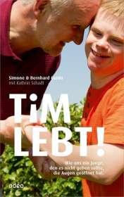 Simone Guido: Tim lebt!, Buch