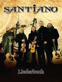 Santiano Liederbuch für Klavier, Gesang, Gitarre, Noten