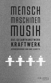 Mensch - Maschinen - Musik, Buch