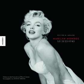 Joshua Greene: Marilyn Monroe 50 Sessions, Buch