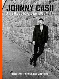 Johnny Cash at Folsom & San Quentin, Buch
