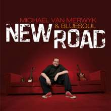 Michael van Merwyk: New Road, CD