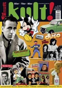 Zeitschriften: kult! 05 (by GoodTimes) 60er ° 70er ° 80er, Buch