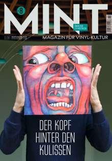 Zeitschriften: MINT - Magazin für Vinyl-Kultur No. 8, Zeitschrift