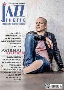 Zeitschriften: Jazzthetik - Magazin für Jazz und Anderes September/Oktober 2017, Zeitschrift