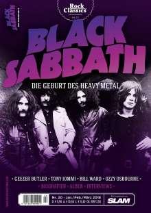 Zeitschriften: ROCK CLASSICS - Sonderheft 20: BLACK SABBATH, Buch