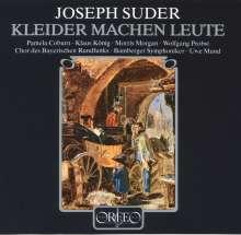 Joseph Suder (1892-1980): Kleider machen Leute (120 g), 3 LPs