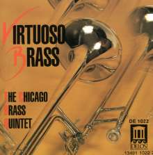 Chicago Brass Quintet - Virtuoso Brass, CD