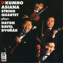 Kumho Asiana String Quartet, CD
