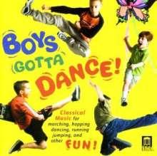 Boys Gotta Dance!, CD