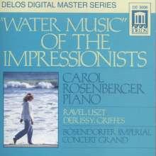 Carol Rosenberger - Recital, CD