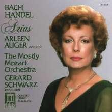 Arleen Auger singt Händel & Bach, CD