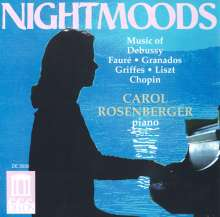 Carol Rosenberger - Nightmoods, CD