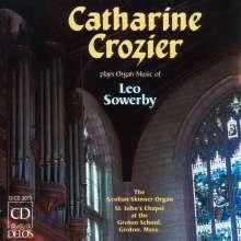 Leo Sowerby (1895-1968): Orgelwerke, CD