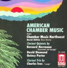 D.Shifrin - Amerik.Kammermusik f.Kl'nette, CD