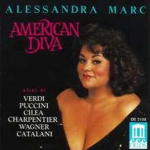 Alessandra Mark/ Verdi: American Diva, CD