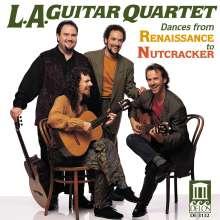 Los Angeles Guitar Quartet, CD