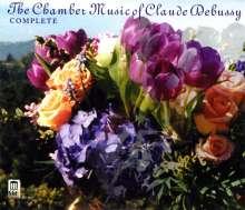 Claude Debussy (1862-1918): Kammermusik, 3 CDs