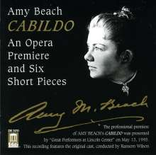 Amy Beach (1867-1944): Cabildo op.149, CD
