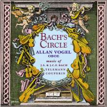 Allan Vogel - Bach's Circle, CD