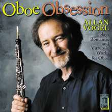 Allan Vogel - Oboe Obsession, CD