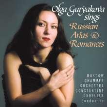 Olga Guryakova - Russische Arien & Romanzen, CD