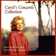 Carol Rosenberger spielt Klavierkonzerte, 2 CDs