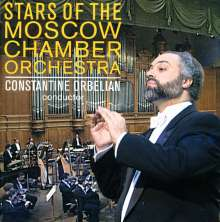 Moscow Chamber Orchestra - Stars of The Moscow Chamber Orch., CD